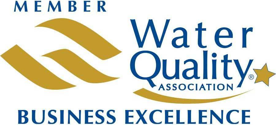 Water Quality Association Business Excellence logo